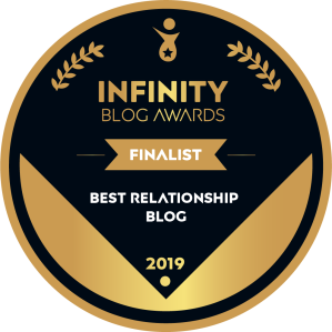 Infinity Blog Finalist Badge